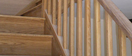 Exeter Wooden Staircase